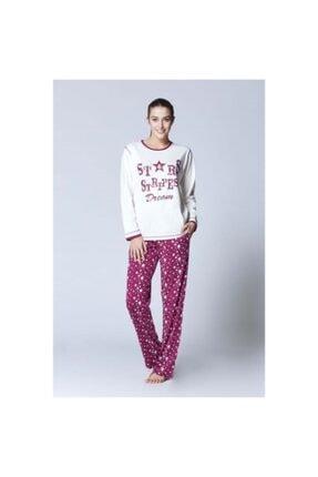 ROLY POLY Kadın Pembe Süprem Pijama Takımı
