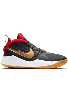 Nike Team Hustle D 9 Genç Basket Ayakkabısı