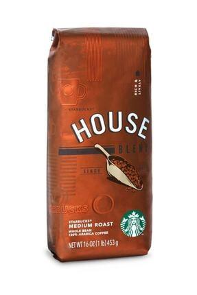Starbucks House Blend Filtre Kahve 250 Gr Kahve Makinası Için Çekilmiş