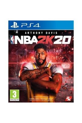 2K Games Nba 2k20 Ps4 Oyun