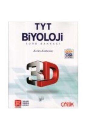 Çözüm Yayınları Çözüm 3d Tyt Biyoloji Soru Bankası