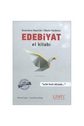 Limit Yayınları Limit Edebiyat El Kitabı