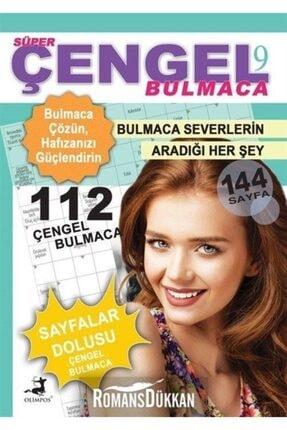 Olimpos Yayınları Süper Çengel Bulmaca 9