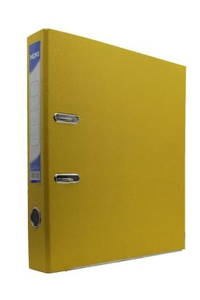 Noki Dar Plastik Klasör (56412-030) Sarı 1 Adet