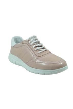 Libero Kadın Pudra Anatomik Taban Koşu Ayakkabısı  Lz3389