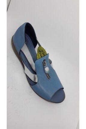 Mammamia Kadın Mavi Ayakkabı
