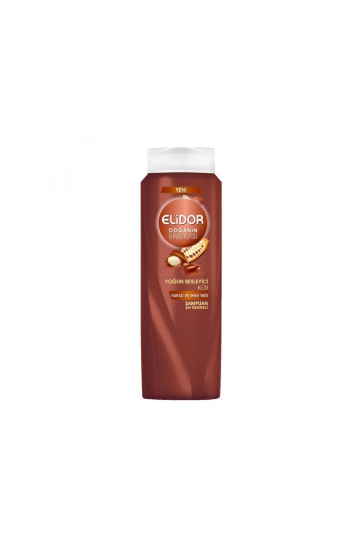 Elidor Şampuan Yoğun Besleyici Kür 500 Ml 1