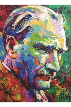 Anatolian Puzzle 1000 Parça Mustafa Kemal Atatürk 2018