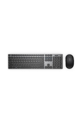 Dell Km717 580-afqe Premier Q Ingilizce Gri Klavye Mouse Seti