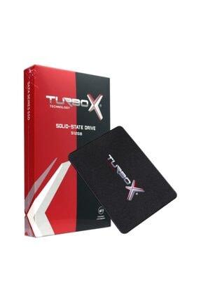 TURBOX SwipeTurn KTA512 Sata3 520/400Mbs 2.5'' 512GB SSD