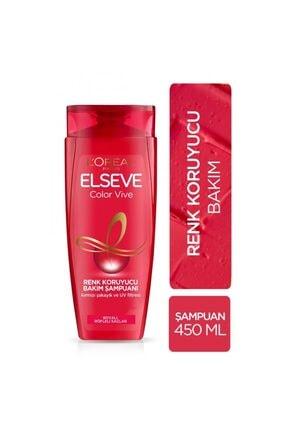 L'Oreal Paris Elseve Color Vive Şampuan 450 ml