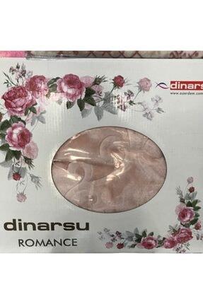 Dinarsu Romance Embos Pudra Çift Kişilik Battaniye