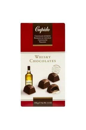 Cupido Viskili Çikolata Alman Çikolatası 150 gr Hamlet Whiskey Chocolate