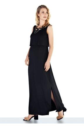 Ebru Maternity Emzirme Özellikli Hamile Elbisesi 4266