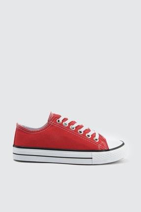 TRENDYOLMİLLA Kırmızı Kadın Sneaker TAKSS21SN0008