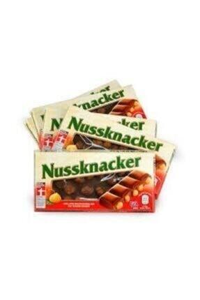 Nestle Choceur Nussknacker Tüm Fındıklı Alman Çikolatası 100 gr 5'li