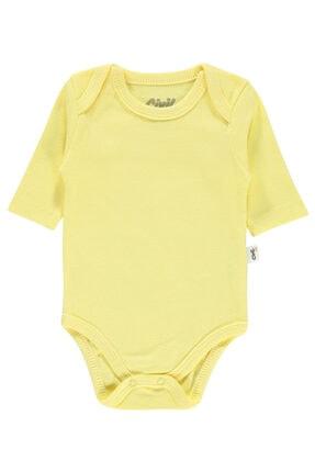 Civil Baby Bebek Çıtçıtlı Badi 0-24 Ay