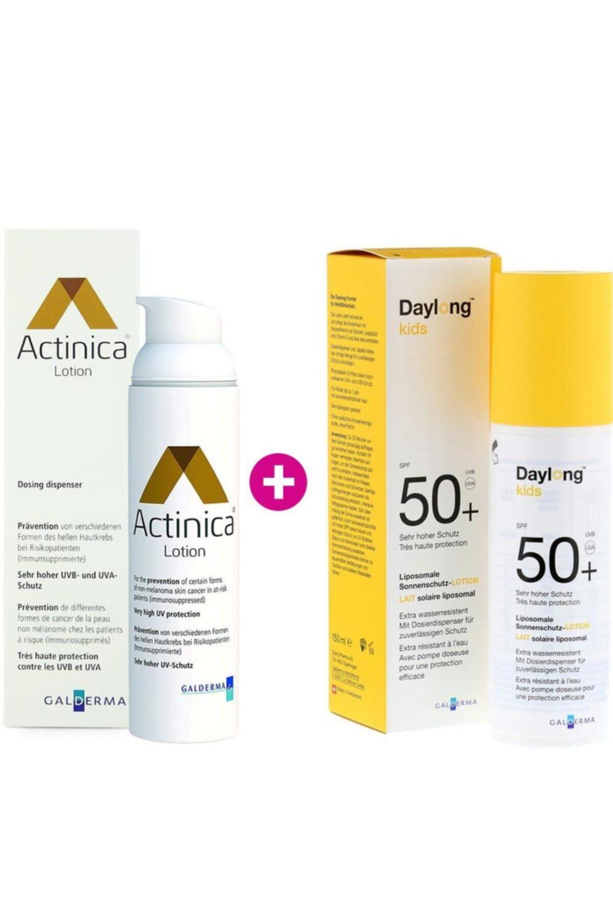 Daylong Actinica 80 Gr+kids 150 Ml Aile Paketi 1