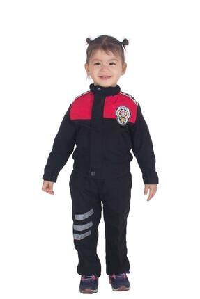 Sevimli Kids Yunus Polis Kostümü Çocuk Kıyafeti