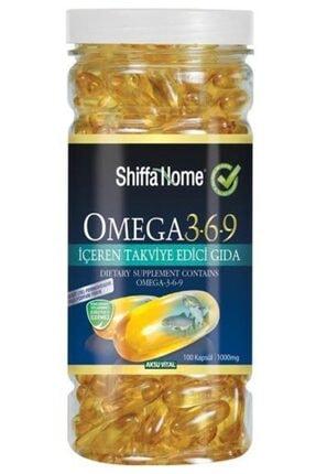 Aksu Vital Omega 3 + 6 + 9 Softjel 1000 Mg X 100 Kapsül