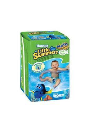 Huggies Little Swimmers Mayo Bebek Bezi 7-15 Kg 12 Ped