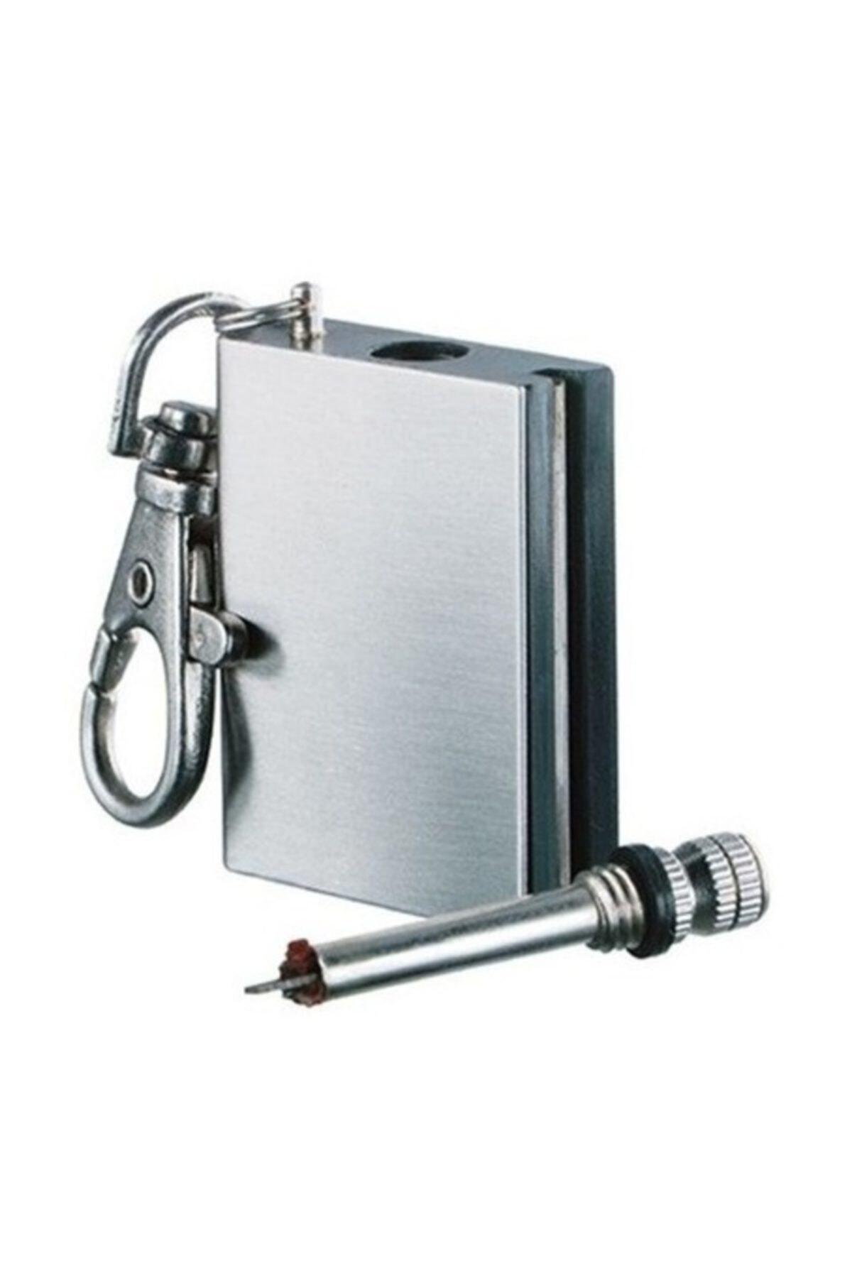 Tokai Zippo Benzinli Metal Kibrit Anahtarlık Sy05 1