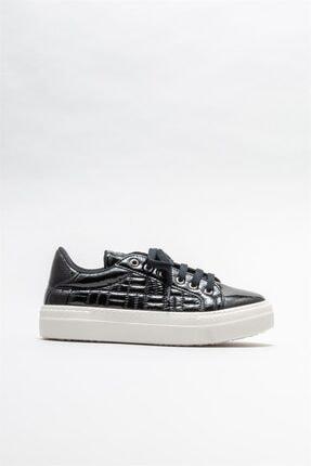Elle Shoes Siyah Kadın Spor Ayakkabı