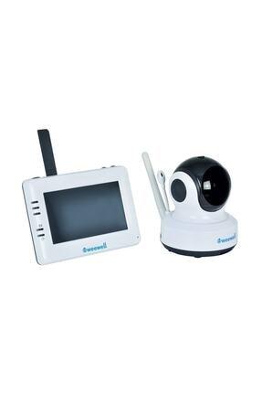 WEEWELL Wmv870r Wifi Dijital Bebek Izleme Kameralı Telsiz