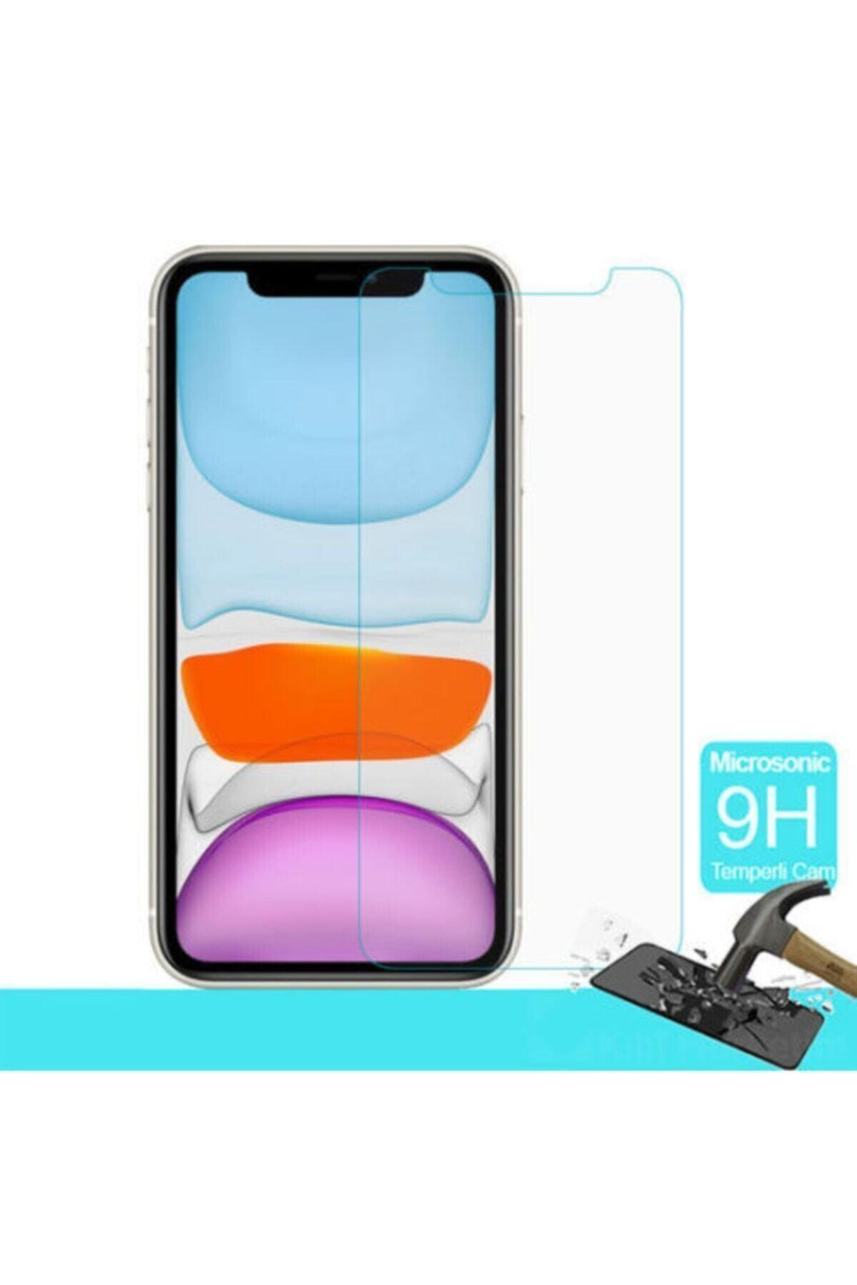 Sunix Iphone 11 (6.1) Kırılmaz Cam Ekran Koruyucu ! 1