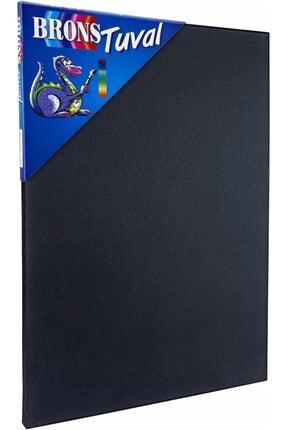 Brons Siyah Tuval 25x35 cm.