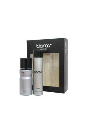 Tiaras Erkek Tiara's Hero 100 ml Edt 150 ml Deodorant Parfüm Set