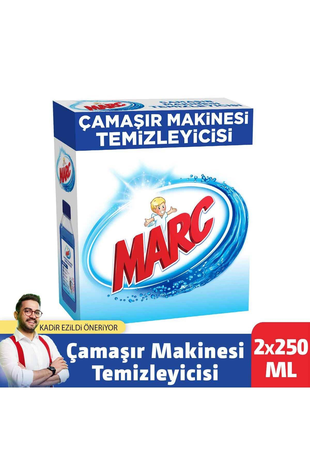 Marc Çamaşır Makinesi Temizleyici 2x250 Ml 3084303 1