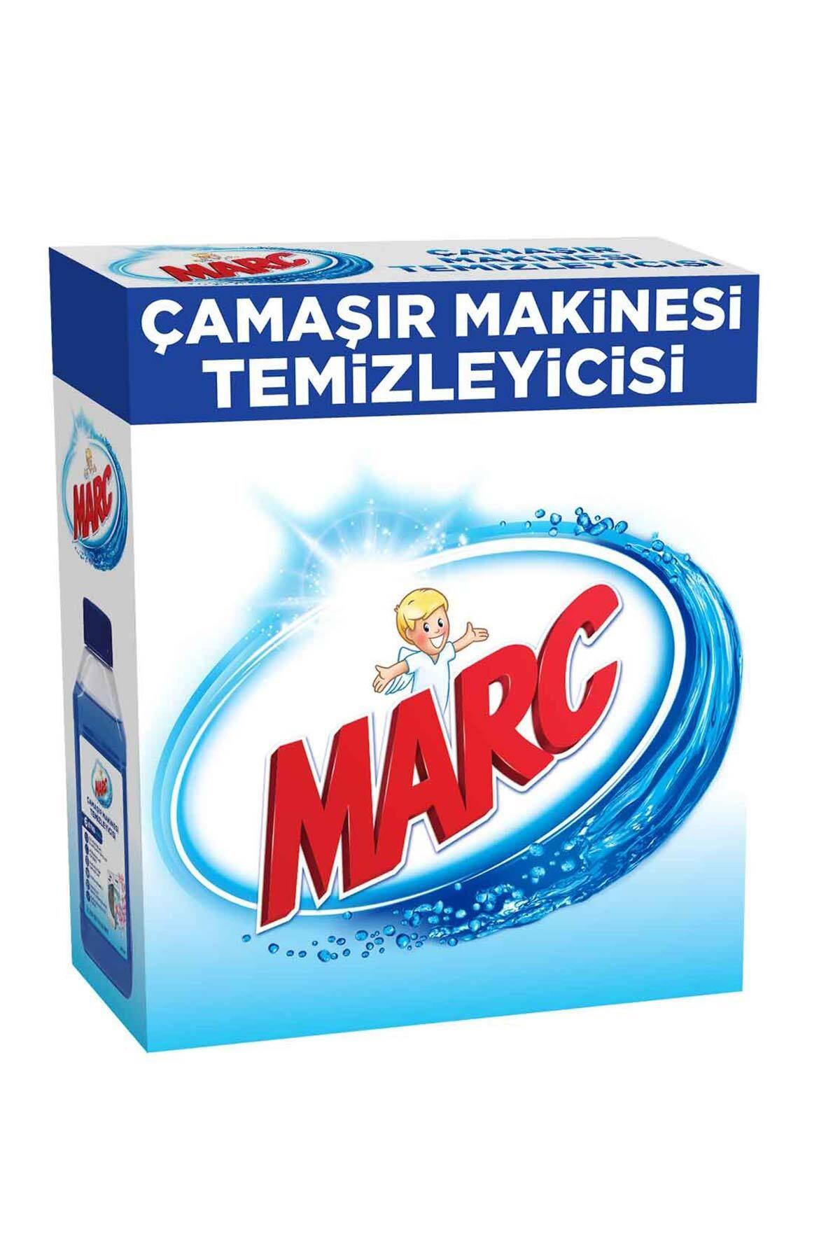 Marc Çamaşır Makinesi Temizleyici 2x250 Ml 3084303 2