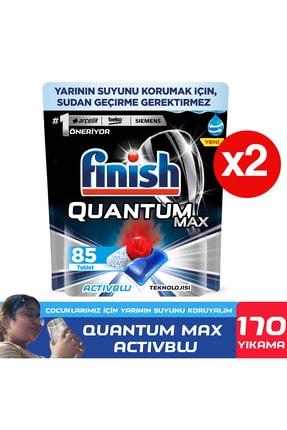 Finish Finish Quantum Max 170 Kapsül Bulaşık Makinesi Deterjanı (85x2)