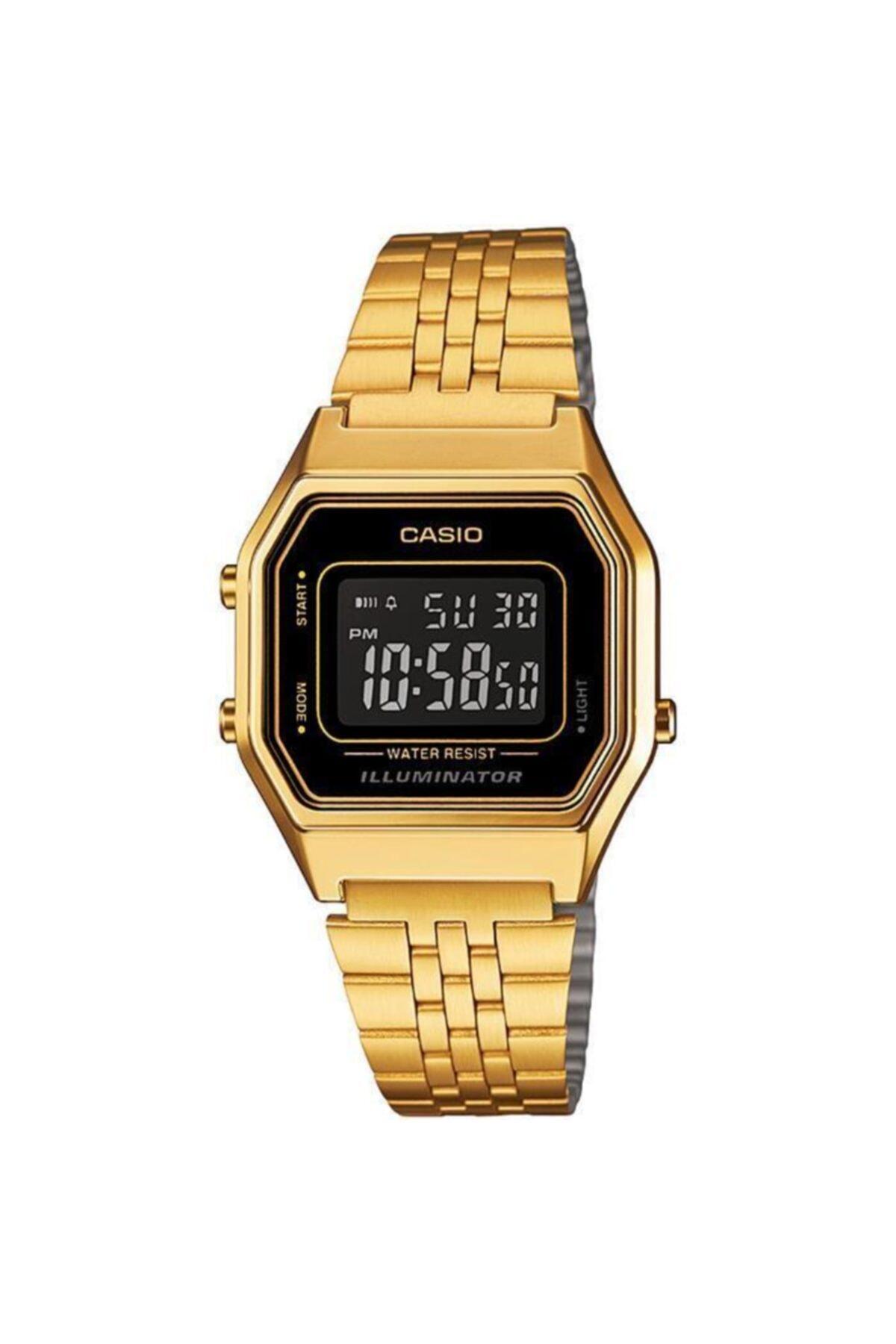 Casio La680wga-1bdf Kadın Kol Saati 1