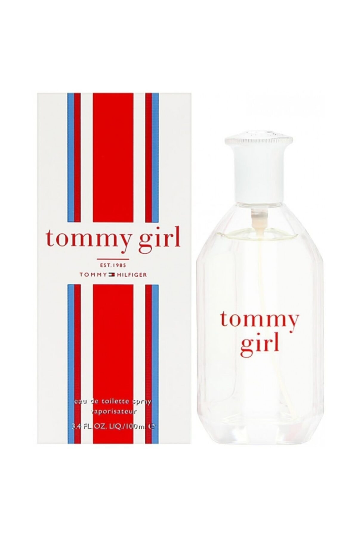 Tommy Hilfiger Perfume Girl Edt 100 ml Kadın Parfümü 022548040126 2