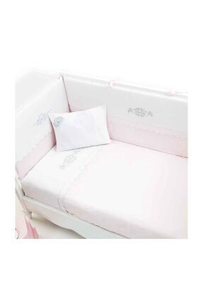 Funna Baby Princess 8 Parça 60X120 Bebek Beşik Uyku Seti 5111 /