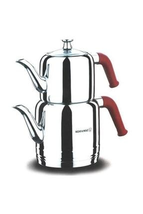 KORKMAZ A189 Riva Çaydanlık Takımı
