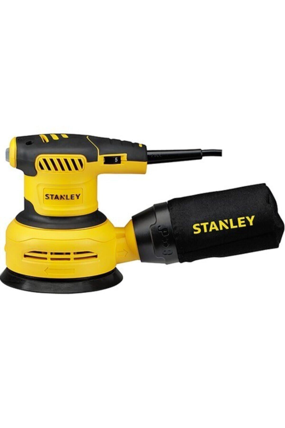 Stanley Eksantrik Zımpara Makinesi 300w 115mm Ss30-tr 1