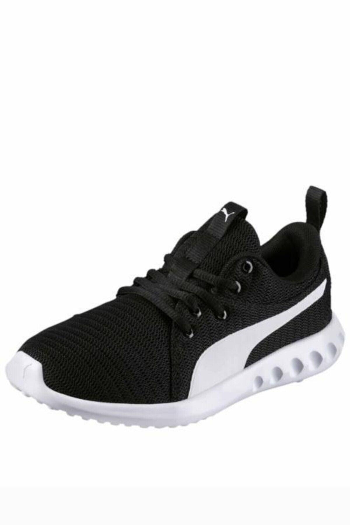 Puma Unisex Siyah Sneaker Carson 2 Jr 1