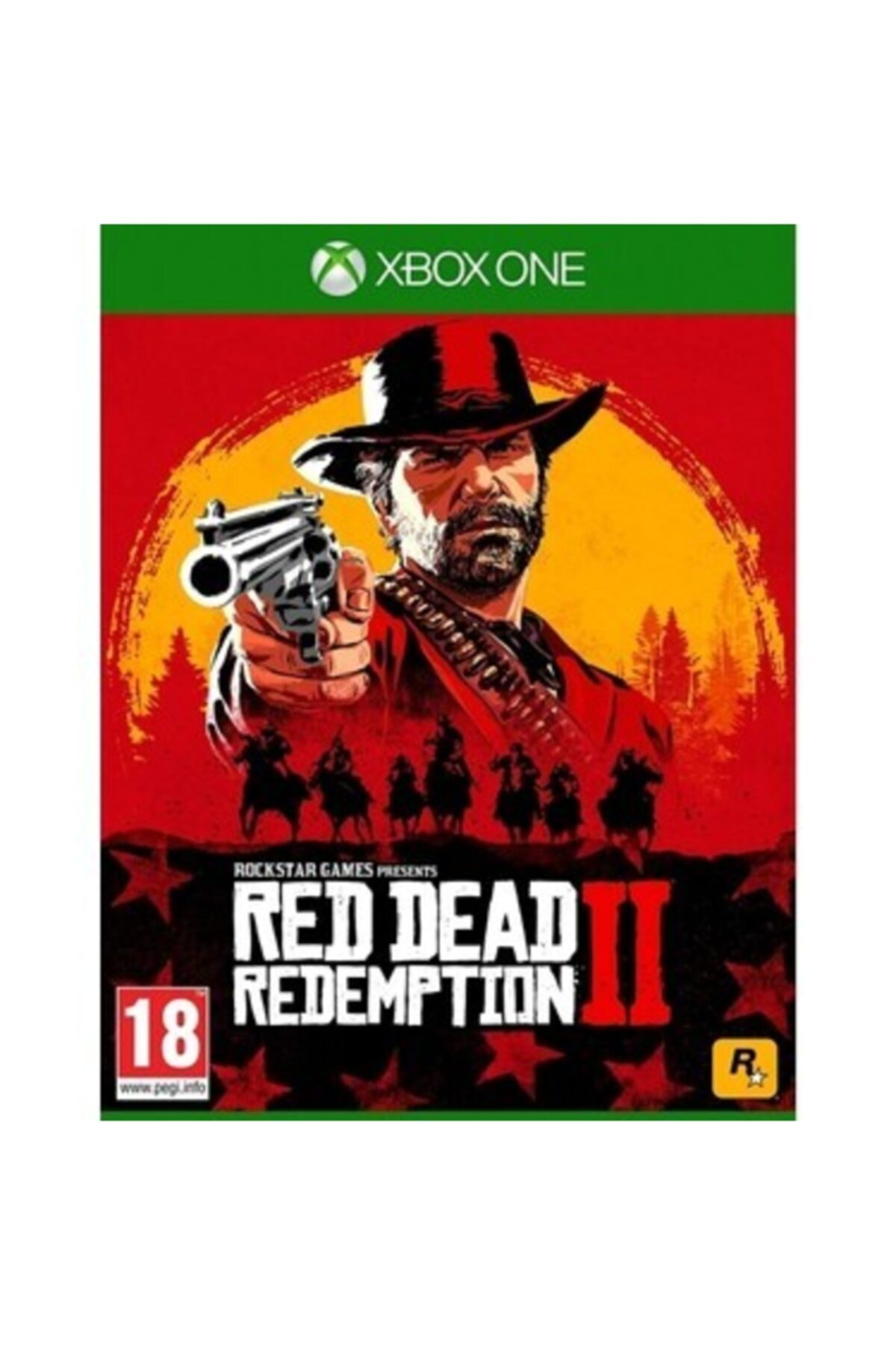 RockStar Games Red Dead Redemption 2 Xbox One Oyun 1