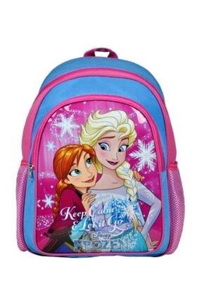 Frozen Kız Çocuk Elsa Ilkokul Çantası