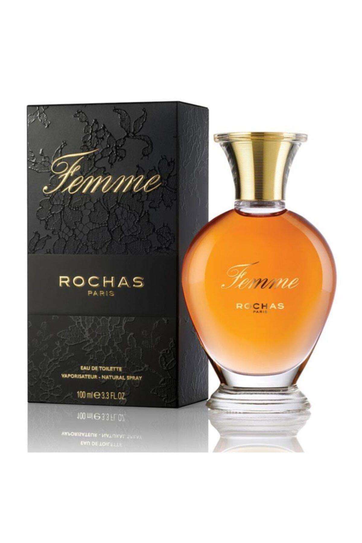 ROCHAS Femme Edt 100 ml Kadın Parfümü 3386460078542 1