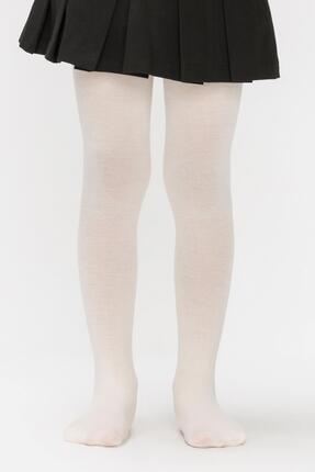 Penti Kız Çocuk Vanilya Pretty Micro 40 Külotlu Çorap