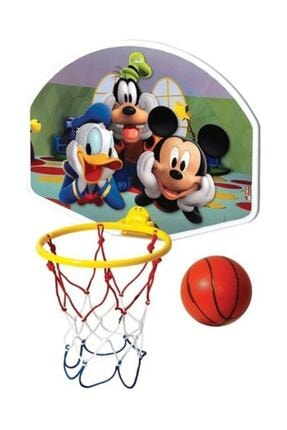 DEDE Mickey Mouse Orta Boy Basket Potası