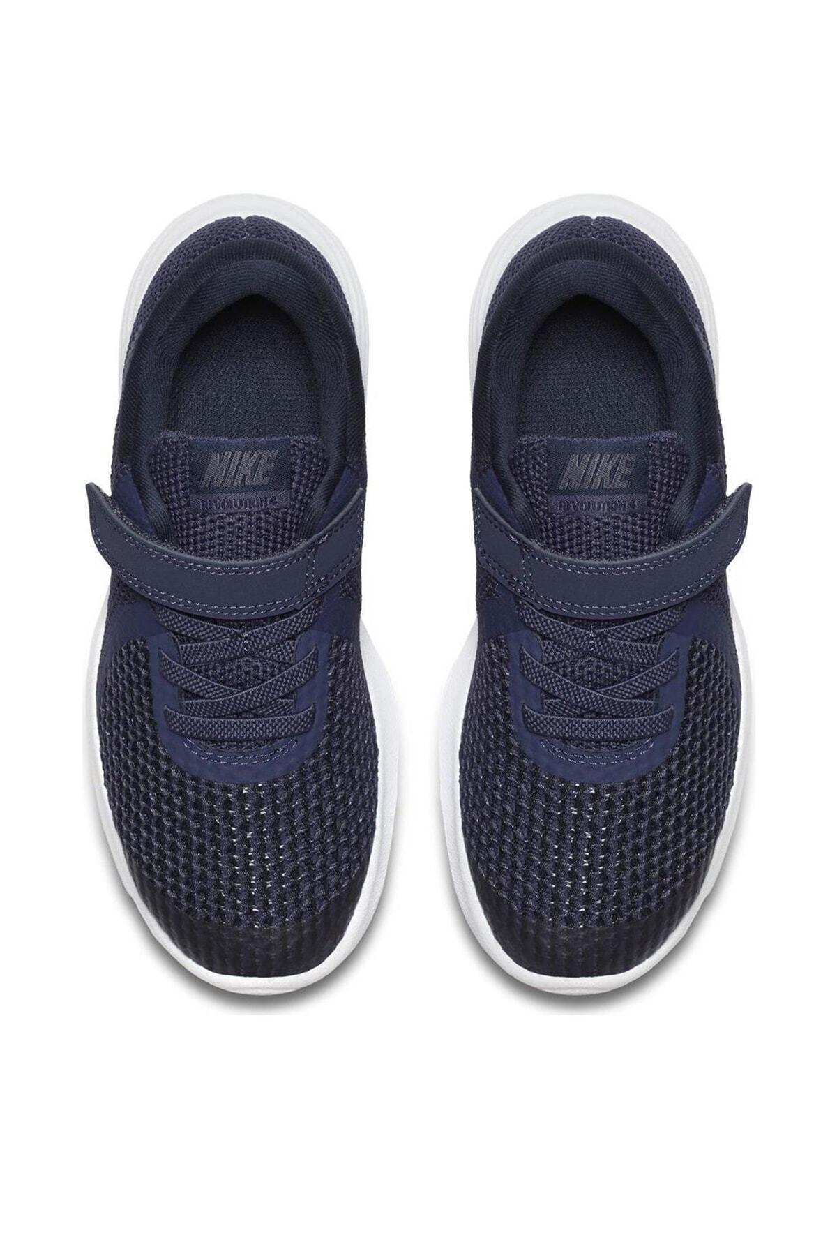 Nike Kids Lacivert Revolution 4 Psv Unisex Çocuk Ayakkabı 943305 2