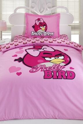 Angry Birds Angry Bırds Nevresım Takımı Ab-08