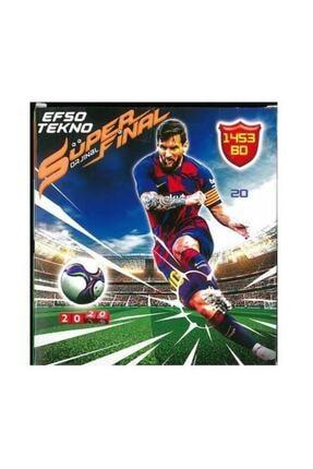 Efso Süper Final -tekno Futbolcu Kartları 2020