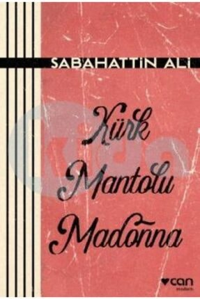 Can Yayınları Kürk Mantolu Madonna - Sabahattin Ali