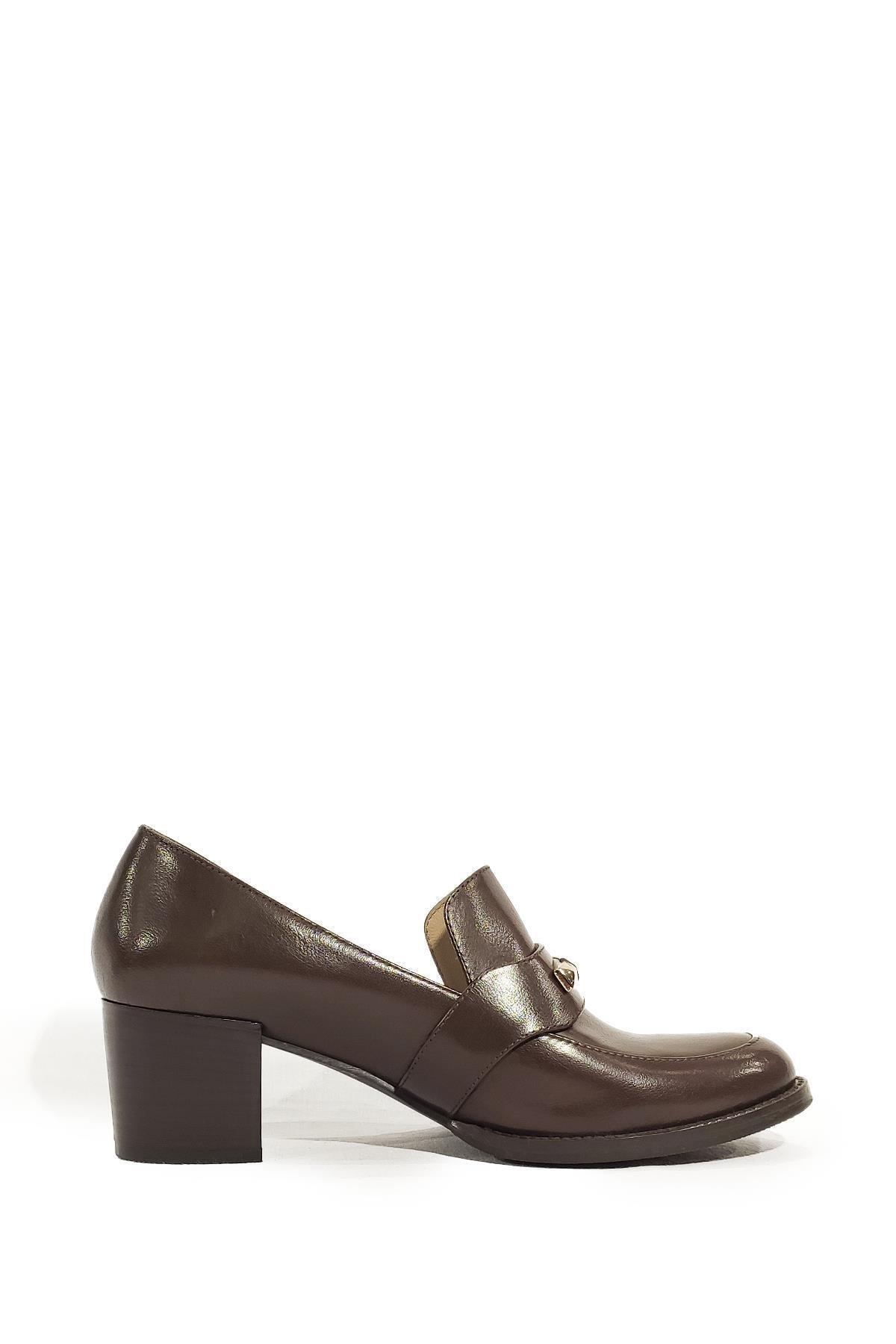 Nursace Hakiki Deri Klasik Ayakkabı Nsc19y-a05179 2
